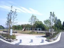 生目緑地建設